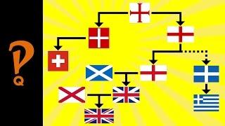 Origins of the European Flags
