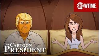 'Melania's Emotive Eyes' Ep. 6 Official Clip | Our Cartoon President | SHOWTIME