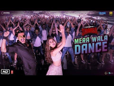 SIMMBA Mera Wala Dance Ranveer Singh Sara Ali Khan Neha Kakkar Nakash A Lijo G DJ Chetas