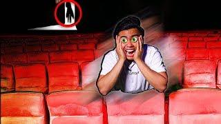 Escape The ABANDONED Movie Theatre!