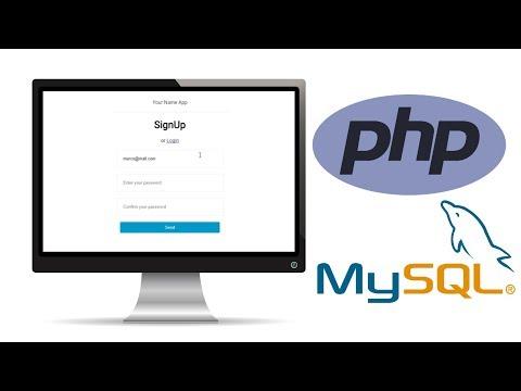 Xxx Mp4 Registro Y Login De Usuarios Con PHP Y Mysql 3gp Sex
