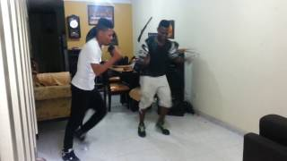 Mucho Coro Salsa Choke 2016 - Baile Urbano Video Dance