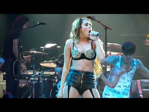 Miley Cyrus Party In The USA HD Live From Brisbane Australia
