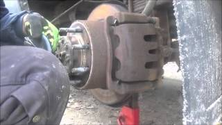 Can you smell your brakes or hear squeaking?  Try this free fix!