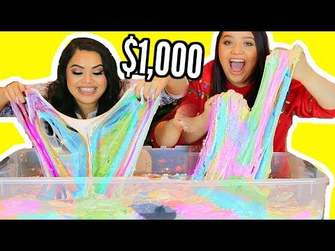 Xxx Mp4 1 000 SLIME SMOOTHIE With My Twin Sister I BOUGHT 1 000 OF SLIME 3gp Sex