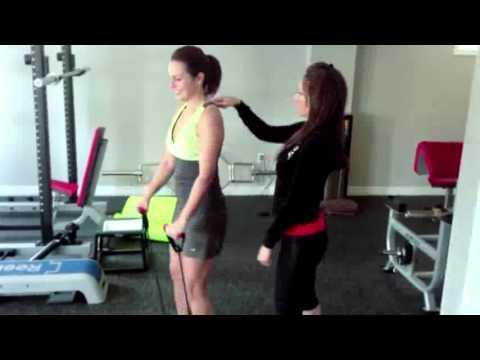 Shoulder Workout For Wide Strong Shoulders