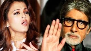 Amitabh Bachchan Upset with Aishwarya and Ranbir's Hot Scene