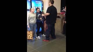 Walmart shoplifter gets caught