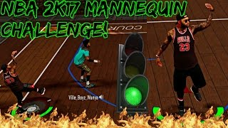 NBA 2K17 MANNEQUIN CHALLENGE! | HOW TO BE AN ELITE TOP 5 MYPARK PLAYER! FAX! - NBA 2k17 MyPark