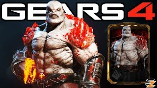 "Gears of War 4 - ""Ruby Scion"" Character Multiplayer Gameplay! (Ruby Scion DLC)"