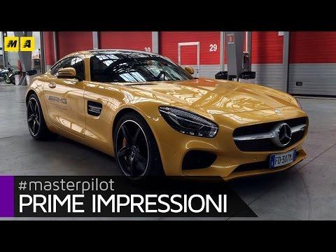 Mercedes AMG GT Prime impressioni