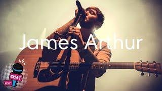 Ticketmaster Chat: James Arthur