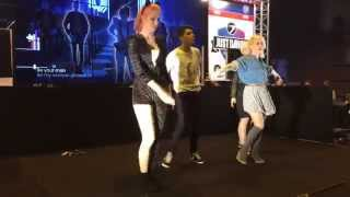 JDWC 2015 | Hey Mama | Rosalia (New Zealand) - Manu (France) - Véronique Halbrey - Sandra