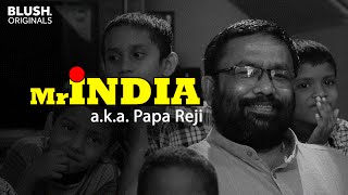 Mr. India a.k.a Papa Reji | Father's Day | Blush Originals