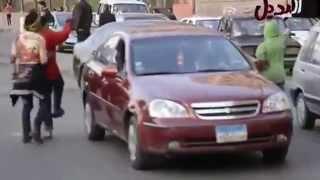 الفيديو الاكثر مشاهده على اليوتيوب بلطجيه مصر