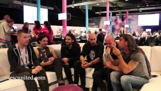 Eurovision 2016 Cyprus - Minus One Interview