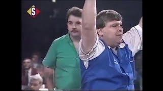 Phil Taylor vs Jocky Wilson 1990 Winmau World Masters Final