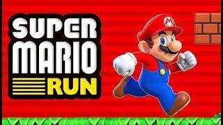 Super Mario Run Carrera - Juegos para Niños - Dibujos Animados para Niños