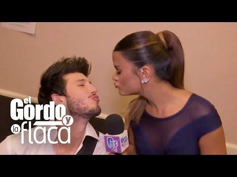 Xxx Mp4 Sebastián Yatra Le Sigue Pidiendo El Beso A Clarissa Molina Y Ve La Respuesta De Ella GYF 3gp Sex