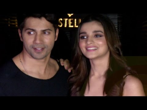 Star Studded Success Party For Badrinath Ki Dulhania | Bollywood News