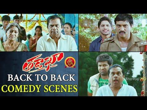 Xxx Mp4 Tadakha Back To Back Comedy Scenes Tadakha Movie Comedy Scene NagaChaitanya Sunil 3gp Sex