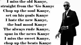 Kanye West - I Love Kanye (Stefan Ponce Remix) (Lyrics) [HD]