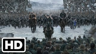 War for the Planet of the Apes - Final Trailer (2017)