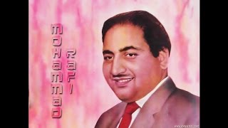 RAFI JI-FARIYADI-1953-Jal Jal Ke Shama Ki Tarah Faryad Na Karna-[ Rarest Gift in H Q High Bass So