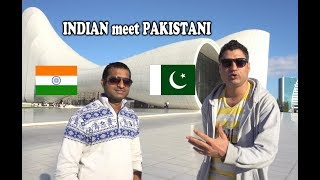 When I Met an Indian in Azerbaijan!