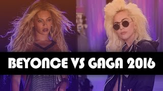 BIGGEST Comeback of 2016: Beyonce vs. Lady Gaga