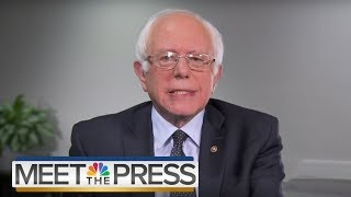 Senator Bernie Sanders: Obamacare 'Has Problems' But Can Be Fixed | Meet The Press | MSNBC