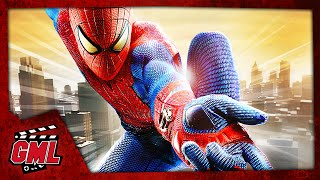 The Amazing Spider Man (jeu) - Film complet Français