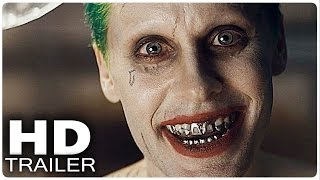 Suicide Squad Trailer Teaser | Jared Leto, Will Smith Movie 2016