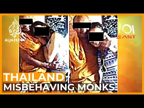 Xxx Mp4 Thailand S Tainted Robes Misbehaving Monks 101 East 3gp Sex