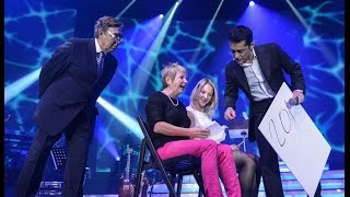Las Vegas Magic Shows / magicians/ illusionists. Unbelievable act from the show Paranormal !