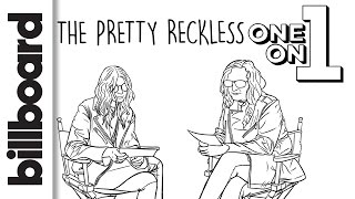 The Pretty Reckless on Giving