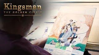 Kingsman: The Golden Circle   Al Jaffee Creates The Golden Foldin