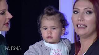 Rudina - Dasara Karaiskaj prezanton vajzen e saj Clarissa! (26 shtator 2016)
