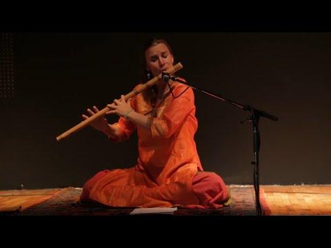 Julia Ohrmann & Mehdi Aminian Persian Ney & Indian Bansuri Call of the winds Full concert