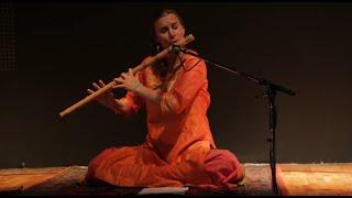 Julia Ohrmann & Mehdi Aminian - Persian Ney & Indian Bansuri - Call of the winds (Full concert)