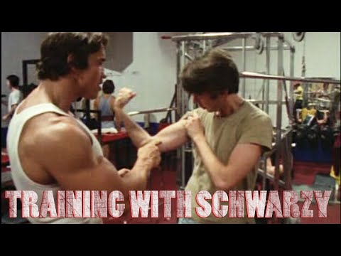 Training with Schwarzy