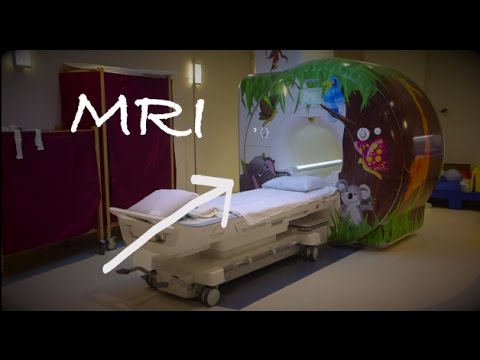 A Child s MRI with Anesthesia