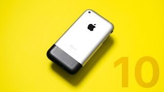 First iPhone: 10 Years Later! (Original iPhone/iPhone 2G)