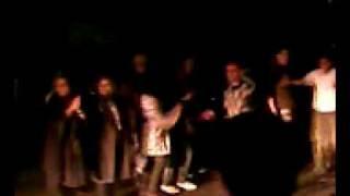 رقص و شادی و جشن در چهارشنبه سوری سال 87