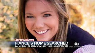 Home of missing mother