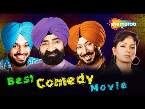 Download Chak De Phatte | Punjabi Comedy Movie |Jaswinder Bhalla, Gurpreet Ghuggi | Latest Punjabi Movie 2017 free
