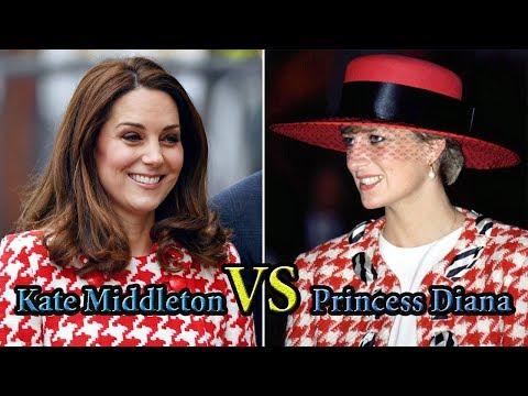 Royal 40 Times Kate Middleton Dressed Like Princess Diana