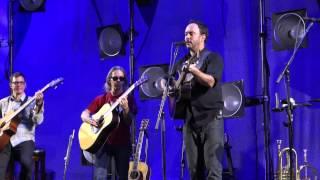 Dave Matthews Band - Sugar Man (Rodriguez) Live Acoustic 5-16-14 Woodlands Pavilion
