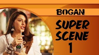 Bogan - Super Scene 1 | Hindi Dubbed | Jayam Ravi | Arvind Swamy | Hansika Motwani