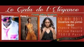 Le gala de lélégance/ Finale Miss warkus wear